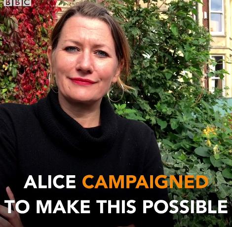 Uma reportagem da BBC, filmada em mobile com Filmic Pro, reuniu mais de 10 milhões de partilhas.
