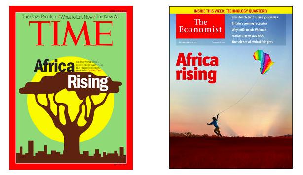 """Os destaques sob o mote """"Africa Rising"""" não conseguem enquadrar as realidades de um continente composto por mais de 50 países"""